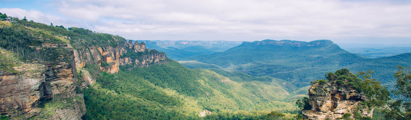 how to get from blue mountains to sydney